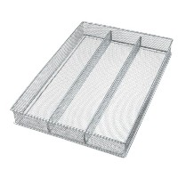 Copco 2555-7872 Large Mesh 3-Part In-Drawer Utensil Organizer,16.1 x 11.5-Inch by Copco