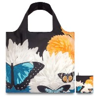 LOQI Reusable Tote - Botany Butterfly by LOQI