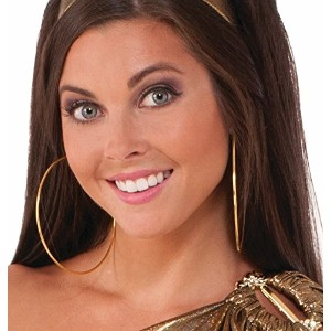 Hoop Earrings. (Costume Accessories) - Female - One Size