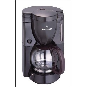 Black & Decker DCM80 12 Cup Coffee Maker (220 Volt) It will not work in the USA or Canada [並行輸入品]