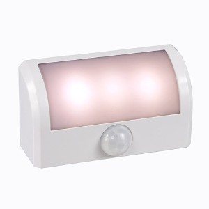 Amerelle 73187LED Motion ActivatedパスLite ,ホワイト