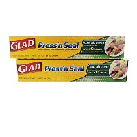 Glad Press 'n Seal Wrap (2-Pack, 70 sq. ft. each - Total 140 sq. ft.) by Glad