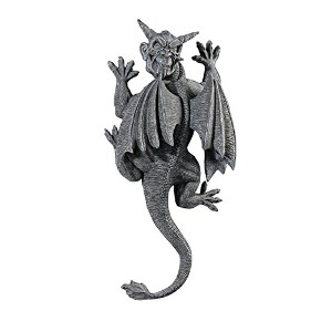 デザイントスカーノGargoyle Demon on the Loose Wall Sculpture