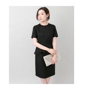UR COUTURE MAISON ペプラムセットアップ【アーバンリサーチ/URBAN RESEARCH その他(パンツ)】