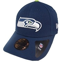 New Era NFL Seattle Seahawks The League 9Forty Velcroback Cap Youth Jugendliche