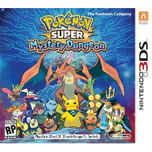 Pokemon Super Mystery Dungeon - Nintendo 3DS [並行輸入品]