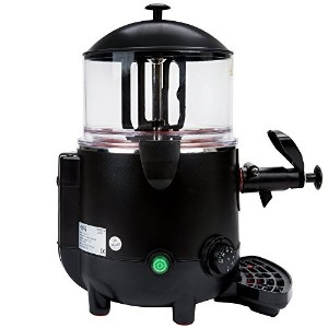 5l Commercial Hot Chocolate Machine with Adjustable Temperature by Chocolate Fountain Online