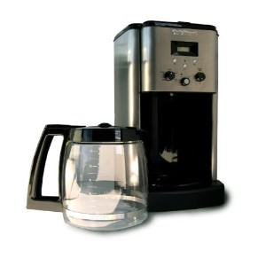 Remanufactured Cuisinart CBC-00FR Brew-Central Programmable 12-Cup Coffeemaker [並行輸入品]