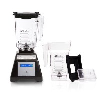 Blendtec TB-621-26 Total Blender WildSide/FourSide, Black [並行輸入品]