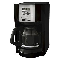 Mr. Coffee? Black 12-Cup Programmable Coffeemaker [並行輸入品]