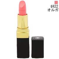 化粧品 COSME シャネル CHANEL ROUGE COCO ULTRA HYDRATING LIP COLOUR 422 OLGA ルージュ ココ #422 オルガ 3.5g