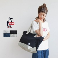 (CH60-2118)CHUMS(チャムス)CARRY TOTE BAG(キャリートートバッグ/ショルダーバッグ)【ゆうパケット対象外】W