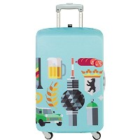 HEY Berlin Luggage Cover M: 58-65cm