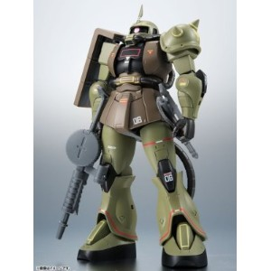 ROBOT魂 SIDE MS MS-06 量産型ザク ver. A.N.I.M.E. リアルタイプカラー TAMASHII NATIONS 10th Anniversary WORLD TOUR...