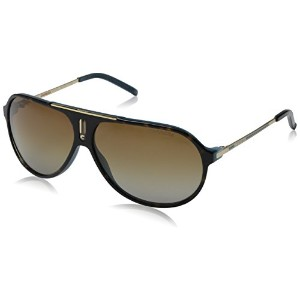 Carrera Hot/P/S YKX Havana Polarized Aviator Sunglasses