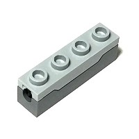LEGOブロック・純正品 その他 Spring Shooter with Light Bluish Gray Top - Complete Assembly 【並行輸入品】