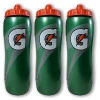 Gatorade 32 Ounce Contour Style Squeeze Water Bottle, by Gatorade