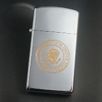 zippo(ジッポー)SEAL of the PRESIDENT 1987年製造