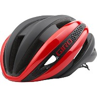 GIRO(ジロ) サイクルヘルメット SYNTHE BRIGHT RED/MATTE BLACK M 7066298
