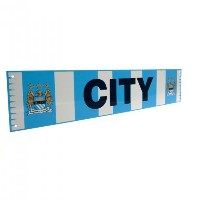 Manchester City F.C. Bar Scarf Sign
