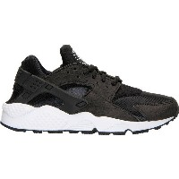 ナイキ レディース スニーカー シューズ Women's Nike Air Huarache Running Shoes Black/White