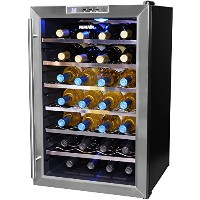 NewAir ワインクーラー ボトル28本 AW-281E 28 Bottle Thermoelectric Wine Cooler 並行輸入