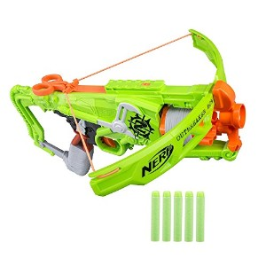 NERF Zombie Strike Outbreaker Bow ゾンビストライクアウトブレイクボー [並行輸入品]