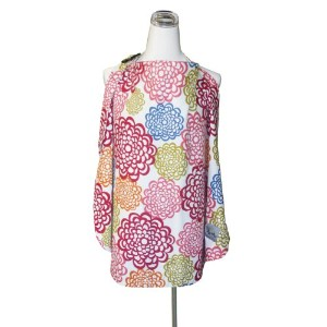 Itzy Ritzy Fresh Bloom Nursing Cover by Itzy Ritzy