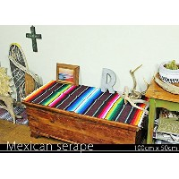 RUG&PIECE Mexican Serape made in mexcico ネイティブ メキシカン サラペ メキシコ製 (rug-5530)