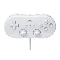 Wii Classic Controller (輸入版)