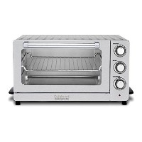 Cuisinart TOB-60NFR Toaster Oven Broiler with Convection (Certified Refurbished), Silver [並行輸入品]