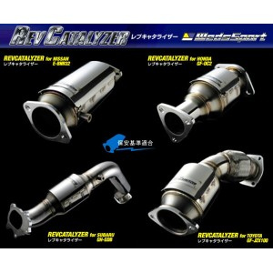 【 E-JZX90/1JZ-GTE, 5MT車用 RCL-T014 】 Weds sports RevCatalyzer ウェッズスポーツ レブキャタライザー【車検対応&保安基準適合品】