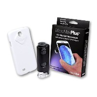 MicroMaxPlus LED Microscope For Galaxy S4 Mobile Phone- (並行輸入品)