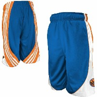 NBA コートショーツ ニックス(ジュニア) adidas New York Knicks Youth Court Short