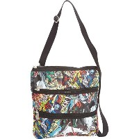 (マーベル バッグ) Marvel Heroes Comic Crossbody Bag