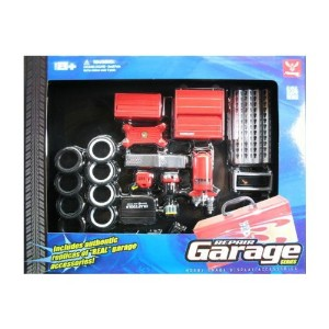 Hobby Gear 1:24 Repair Garage Set 18420