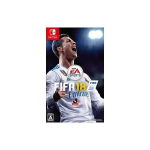 【送料無料】 Game Soft (Nintendo Switch) / 【Nintendo Switch】FIFA 18 【GAME】