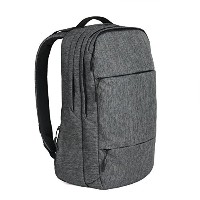 INCASE CITY BACKPACK インケースバックパック ONE,HeatherBlack/GunmetGry(CL55569) [並行輸入品]