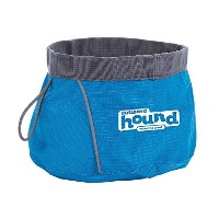Outward Hound 折りたたみ式 フードボウル 餌入れ 水入れ ペット 犬 猫 携帯 Lサイズ Collapsible Travel Dog Food and Water Bowl...