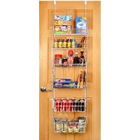 Pro-Mart DAZZ Over-the-Door Pantry Organizer, Large [並行輸入品]
