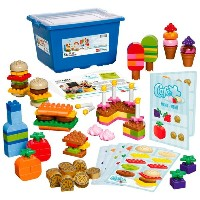 レゴ デュプロ LEGO DUPLO 45004 カフェセット Cafe Plus Set for Patterning and Early Math by LEGO Education...