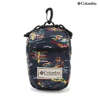 コロンビア(Columbia) プライスストリームポーチ Price Stream Pouch PU2049 464 Collegiate Navy ポーチ (Men's、Lady's)