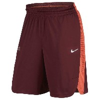 ナイキ メンズ バスケットボール ボトムス・パンツ【Nike Elite Liftoff Shorts】Team Red/Turf Orange/University Red/Matte Silver