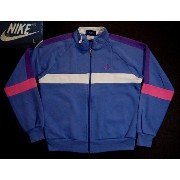 osw771 L 80's NIKE 紺タグ ジャージトップ アメリカ古着 ナイキ 【中古】 アメリカ古着 10P03Sep16