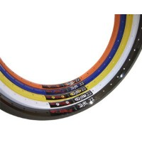 ALEX - DM22 Powder Coat Color Rim ARESTIC