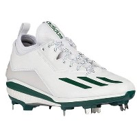 アディダス メンズ 野球 シューズ・靴【adidas Energy Boost Icon 2】White/Dk Green/Dk Green