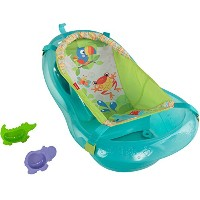 Fisher-Price Bath Tub, Rainforest Friends by Fisher-Price