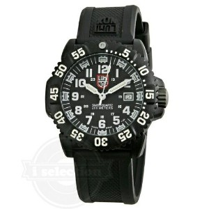 【Luminox ルミノックス Men's 3051 EVO Navy SEAL Colormark Watch 腕時計】
