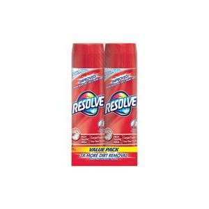 Resolve High Traffic Foam Large Area Carpet Cleaner, 22 Oz, (Pack of 2) by Resolve [並行輸入品]