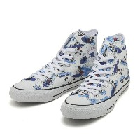 【CONVERSE】 コンバース ALL STAR 100 MICKEY MOUSE SURFIN HI オールスター 100 ミッキーマウス サーフィン ハイ 32960836 BLUE